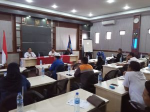 Pengembangan Kapasitas P4GN (Workshop) di Lingkungan Instansi Swasta