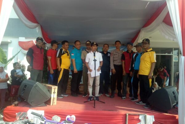 Deklarasi dan Penandatanganan Fakta Integritas Kelurahan Purwakarta Bersinar (Bersih Narkotika)