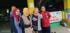 Peduli Bencana Banjir dan Longsor di Lebak, Banten.