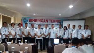 BNN Kota Cilegon mengikuti Kegiatan Bimbingan Teknis Penyelidikan dan Penyidikan bagi BNNP, BNNK dan Polda Banten.