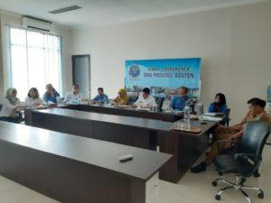 BNN Kota Cilegon Laporkan Implementasi Instruksi Presiden Tentang P4GN di Kota Cilegon