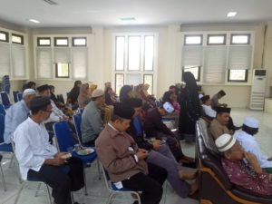 Masyarakat Kecamatan Cilegon dibekali Pemahaman Bahaya Narkoba